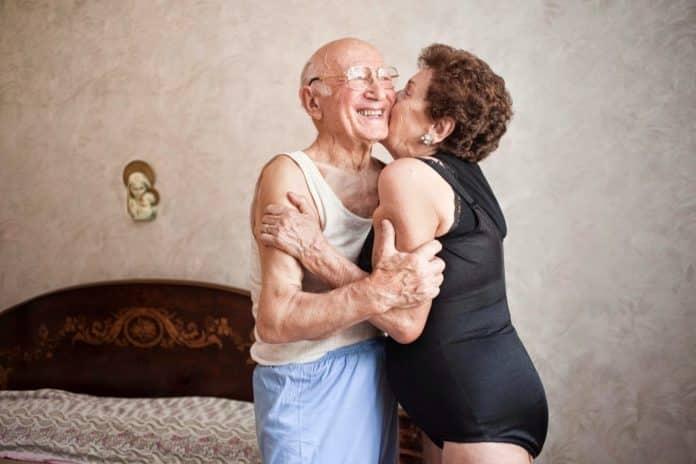 Rollator seks: Seks bij senioren.