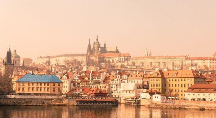 Die ene nacht in Praag