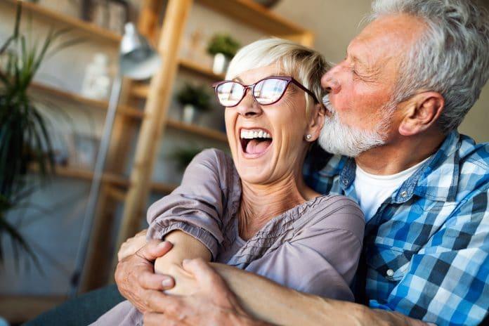 Senioren, seks en cellulitis