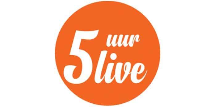 logo 5 Uur Live met Nynke Nijman